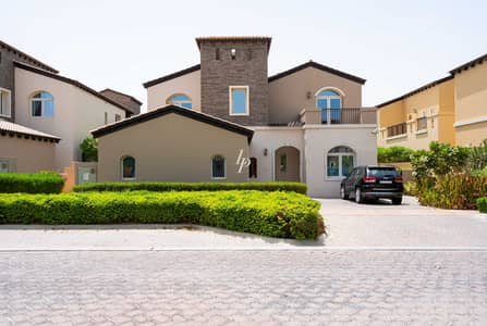 5 Bedroom Villa for Sale in Jumeirah Golf Estate, Dubai - 5 Bedrooms | Media Basement | Best Price