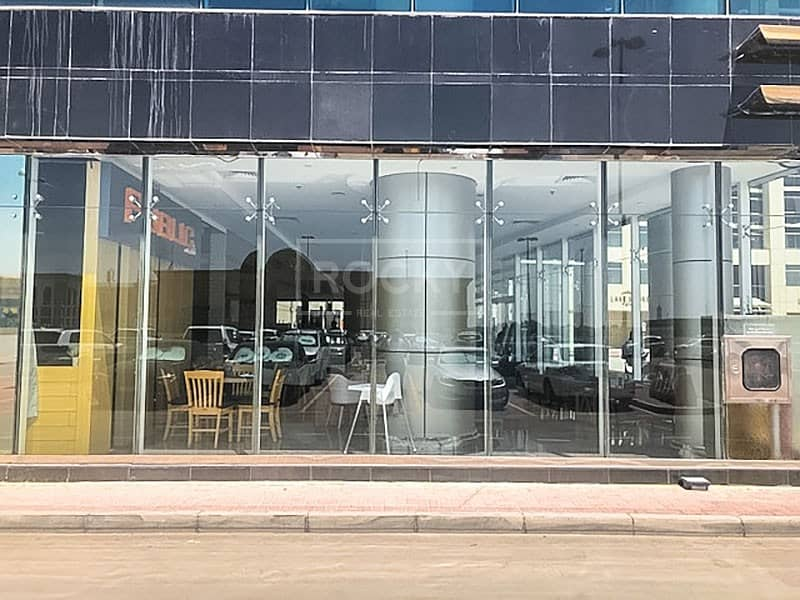 11 Cluster V | Fitted Retail Space | with Balcony | 2 Car Parking
