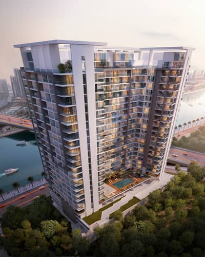 Studio for Sale in Al Maryah Island, Abu Dhabi - FOR THE FIRST TIME IN AL MARYAH ISLAND  RESIDENTIAL  APARTMENT FOR  SALES WITH 0 DOWN PAYMENT