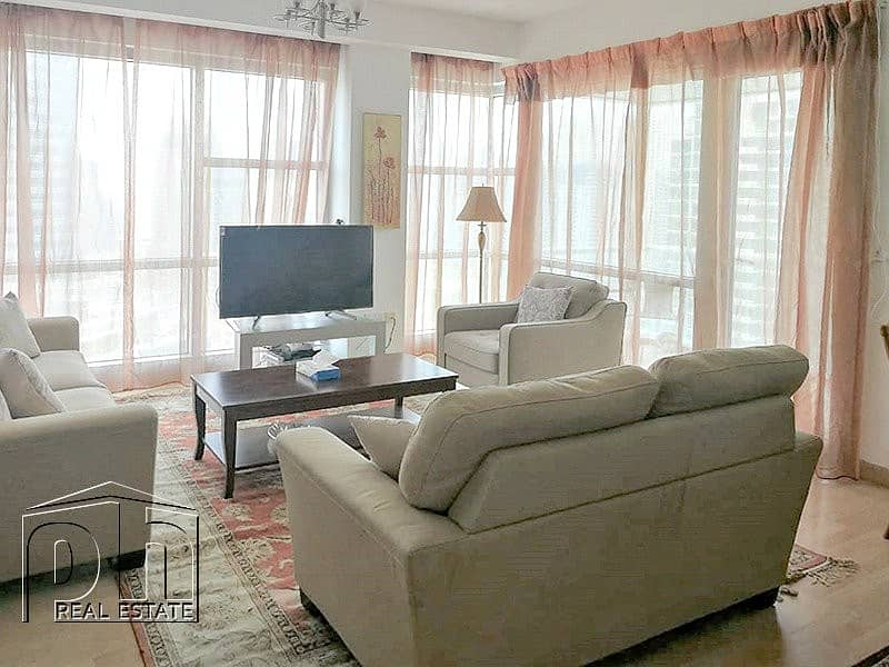 10 Furnished 2 Bed / Marina View / Available Now