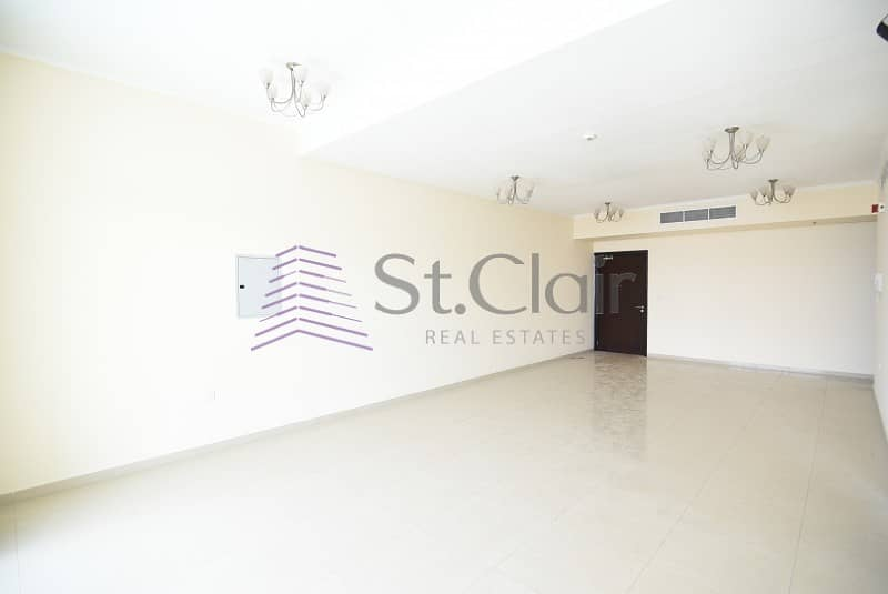 Chiller Free 2 Beds with large Balcony | Mid Floor