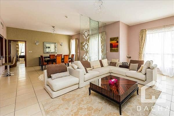 Lovely  Furnished//Spacious 1 BR