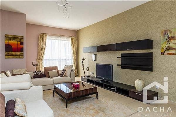 2 Lovely  Furnished//Spacious 1 BR