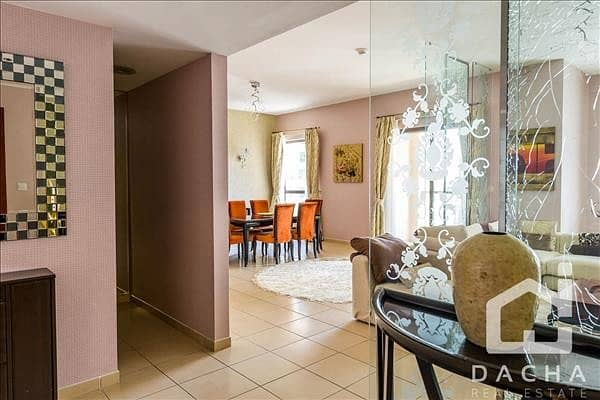 29 Lovely  Furnished//Spacious 1 BR