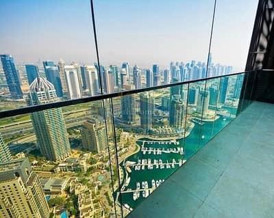 فلیٹ 2 غرفة نوم للبيع في دبي مارينا، دبي - Vacant | Best Priced | Urgent Sale | High Floor