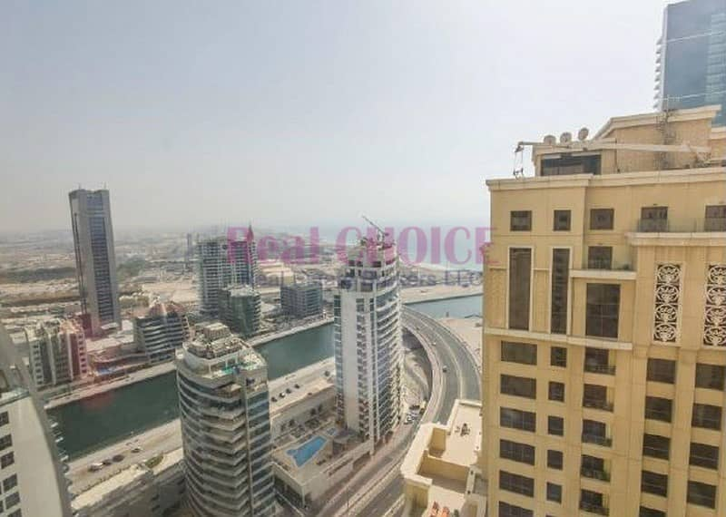 10 Amazing Marina View| 2BR Apartment| Middle Floor