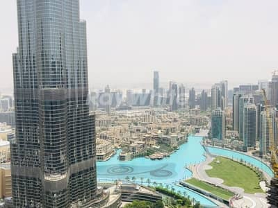 2 Bedroom Apartment for Sale in Downtown Dubai, Dubai - Spacious w/ Stunning Burj & Fountain View