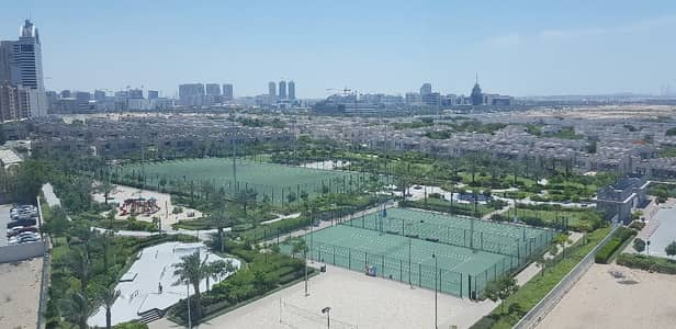 Office for Sale in Dubai Silicon Oasis, Dubai - Amazing Villa View Spacious Fitted Furnished Rented office