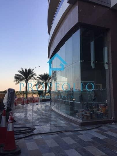 محل تجاري في بناية ريبون اوف لايت واحة دبي للسيليكون 175000 درهم - 4260795