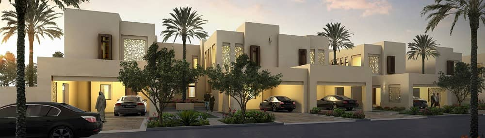 3 Bedroom Villa for Sale in Reem, Dubai - Luxurious Villa for Sale ,Excellence in New Brand