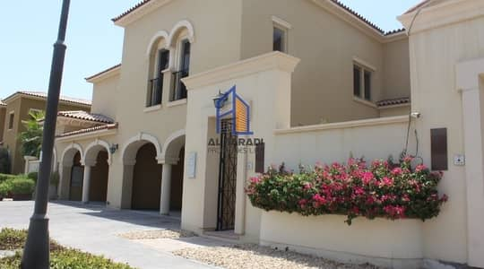 5 Bedroom Villa for Rent in Saadiyat Island, Abu Dhabi - Hotest Offer!!Upgraded Luxury 4BR Villa w. Pool & Garden