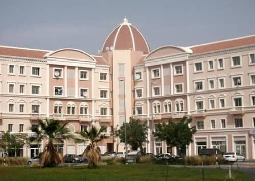 شقة في طراز إيطاليا المدينة العالمية 21000 درهم - 4261151