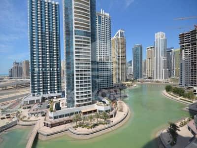 شقة 1 غرفة نوم للبيع في أبراج بحيرات جميرا، دبي - Icon Tower 1   1 Bedroom   Balcony   Lake View