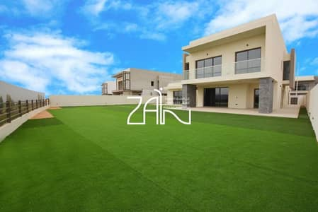فیلا 5 غرفة نوم للبيع في جزيرة ياس، أبوظبي - 5 BR Villa with 5 Yrs. Post Handover Payment Plan