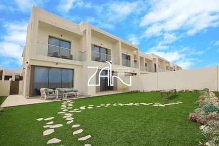 فیلا 4 غرفة نوم للبيع في جزيرة ياس، أبوظبي - 4 BR Duplex | 5 Yrs. Post Handover Payment Plan