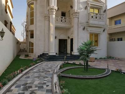 5 Bedroom Villa for Sale in Al Rawda, Ajman - beautiful villa for sale in Al rawada 3 Ajman concrete st