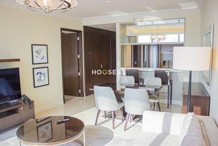 شقة 1 غرفة نوم للايجار في وسط مدينة دبي، دبي - Breathtaking Burj Views | Furnished | EXCLUSIVE 03