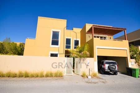 فیلا 4 غرفة نوم للايجار في حدائق الراحة، أبوظبي - فیلا في قطوف حدائق الراحة 4 غرف 160000 درهم - 4262068
