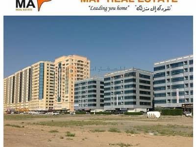 فلیٹ 1 غرفة نوم للايجار في جاردن سيتي، عجمان - شقة في Jasmine Towers أبراج الياسمين 1 غرف 17000 درهم - 4262125