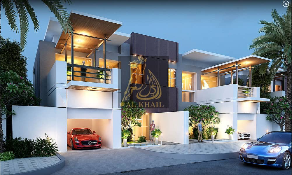 Amazing Detached Villa Plot for sale in Tilal City | Freehold | On Affordable Price | Prime Location