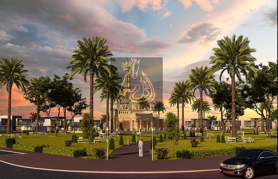 2 Affordable Price! Invest Upscale Freehold Residential Plot for sale in Tilal City | Amazing Location