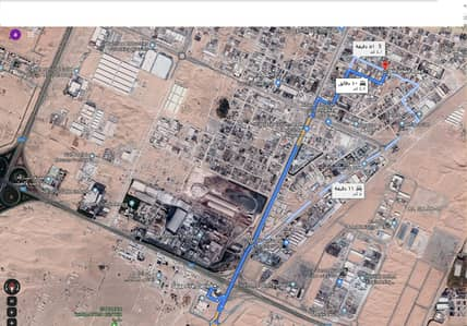 Industrial Land for Rent in Industrial Area, Sharjah - For Rent Shad in Sajaa area 85 k | 20000 sq.