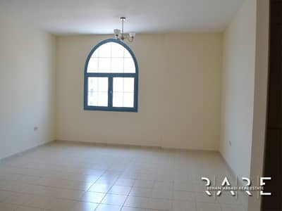 Studio for Rent in International City, Dubai - Rare Homes offer Studio with Balcony in Persia Cluster