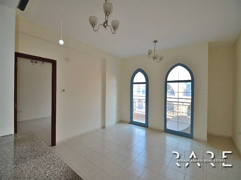 Less Price 1 Bedroom in Persia Cluster
