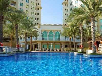 3 Bedroom Apartment for Rent in Palm Jumeirah, Dubai - Excellent location! Furnished (can be unfurnished) C type 3 bedroom