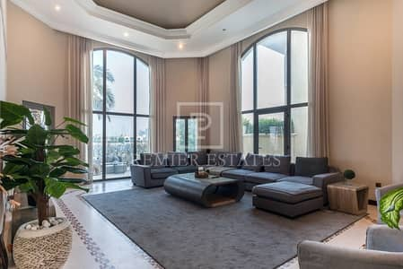 4 Bedroom Villa for Sale in Palm Jumeirah, Dubai - High No |Priced to sell|4 Bed|Furnished
