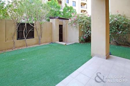 2 Bedroom Flat for Sale in Old Town, Dubai - Vacant   Garden Apartment   Zaafaran<BR/><BR/>