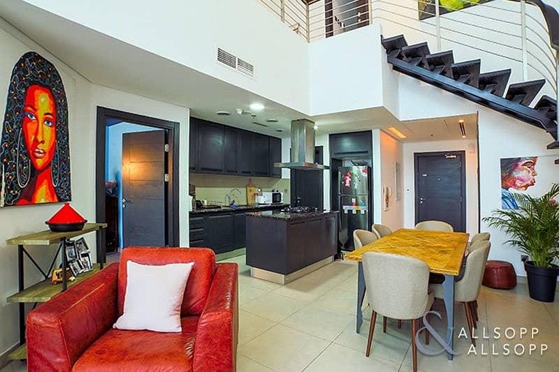 2 Large 2 Bedroom   Duplex Apartment   VOT