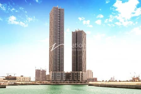 1 Bedroom Apartment for Sale in Al Reem Island, Abu Dhabi - A Perfect Lifestyle Property or Investment