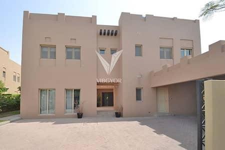 فیلا 5 غرفة نوم للايجار في السهول، دبي - Hattan E1 Villa| Stunning 5 Bed - Meadows