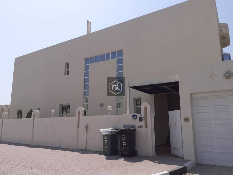 43 SPACIOUS 5 BED ROOM | PRIVATE POOL | LAND SAPPED GARDEN | AL MANARA