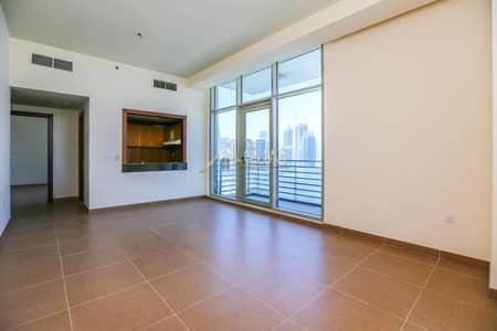 شقة 1 غرفة نوم للايجار في الخليج التجاري، دبي - Full Canal View