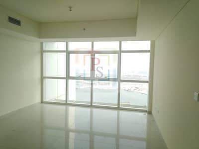 فلیٹ 1 غرفة نوم للايجار في جزيرة الريم، أبوظبي - Sea View 1BHK  Big Size Heigher Floor