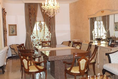 4 Bed + Maid +Driver Room | Furnished |Ready Villa For Sale