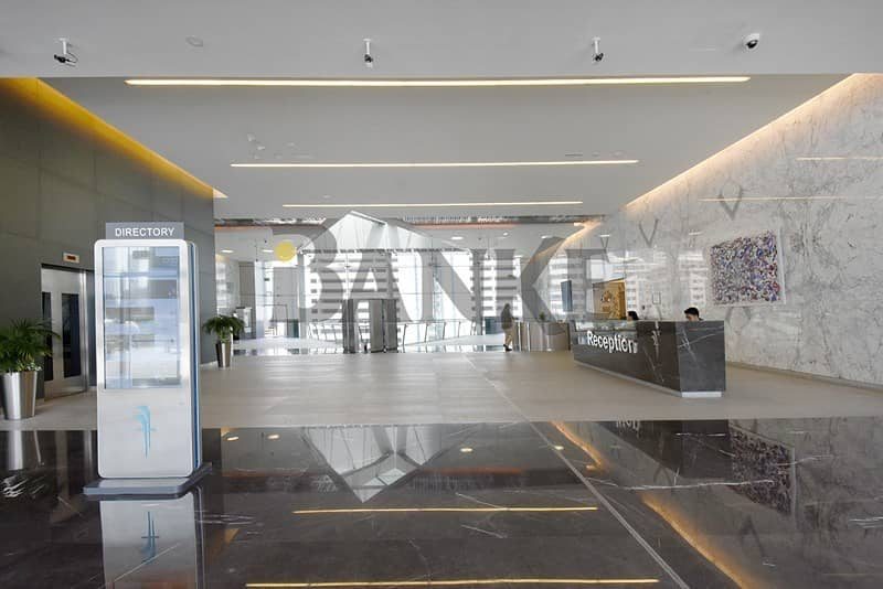 2 Office | Emirates Financial Towers | 4 parking