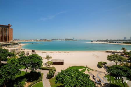 3 Bedroom Flat for Sale in Palm Jumeirah, Dubai - 3 Bed | Full Sea View | Vacant On Transfer