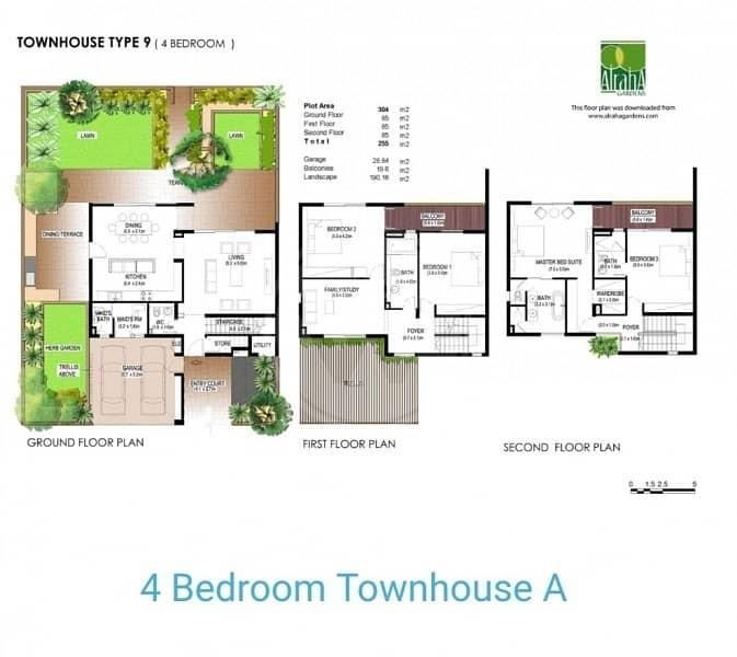10 Beautiful 4 bed townhouse|Great location