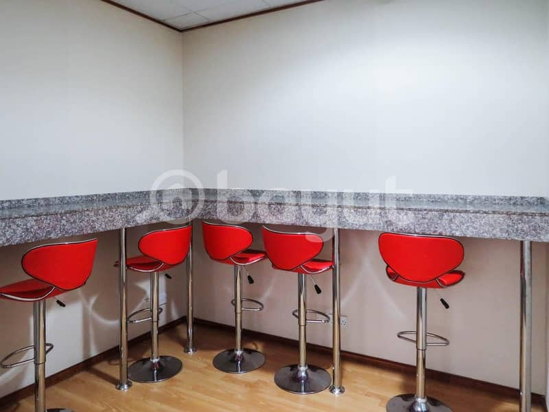 13 Vacant Office  Now Available | Fully furnished | All included