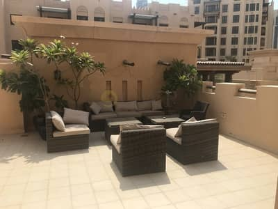 3 Bedroom Apartment for Sale in Old Town, Dubai - Rare to FInd 3Bed +Huge Terrace Garden
