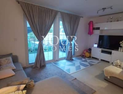 2 Bedroom Townhouse for Rent in Jumeirah Village Circle (JVC), Dubai - 1BR Converted to 2BR with Upgraded Kitchen