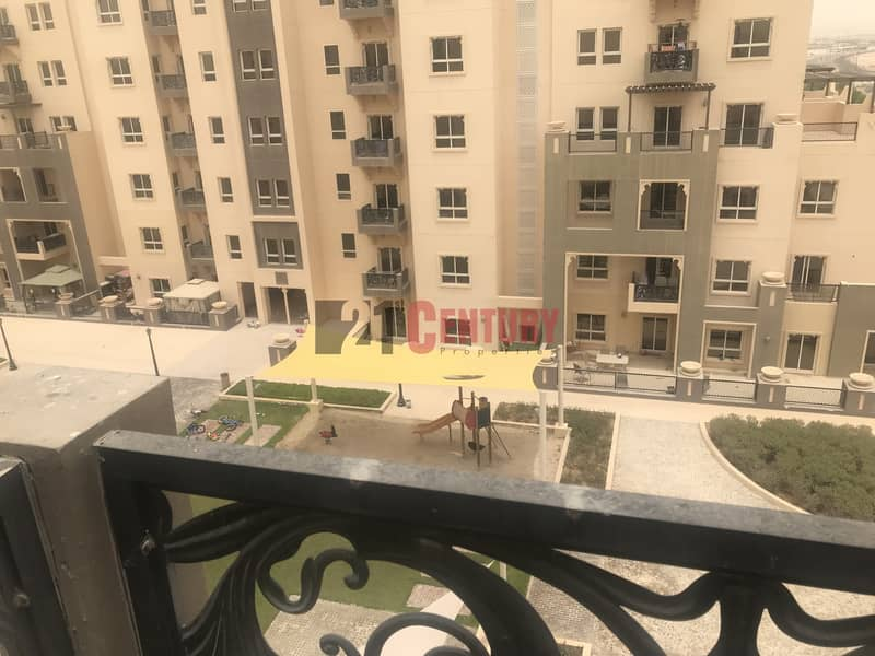 2 Exclusive! 1BR- Thamam 5 - with Balcony