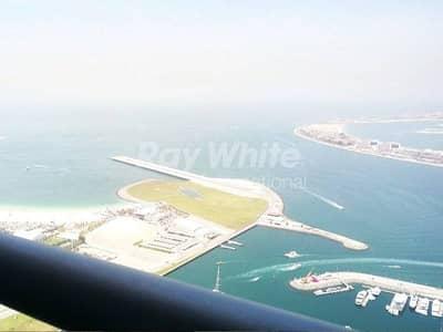 Stunning 3BR+Maid High Flr Full Sea View