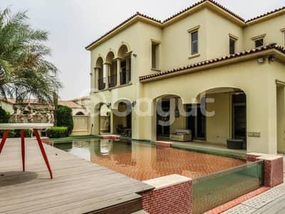 5 Bedroom Villa for Rent in Saadiyat Island, Abu Dhabi - Upgraded Executive