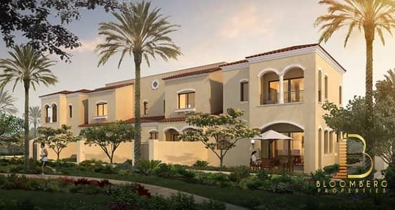 2 Bedroom Townhouse for Sale in Serena, Dubai - Luxury Townhouse | Best Offer price | Serena