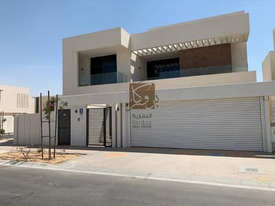 5 Bedroom Villa for Rent in Yas Island, Abu Dhabi - Five Bedrooms