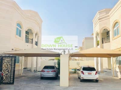 1 Bedroom Apartment for Rent in Khalifa City A, Abu Dhabi - FIRST FLOOR 1BHK WITH  BALCONY IN KCA